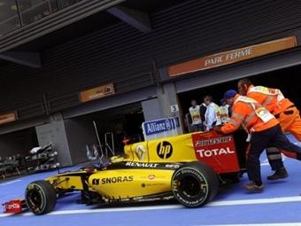 Компания Renault выкупит свою команду Формулы-1