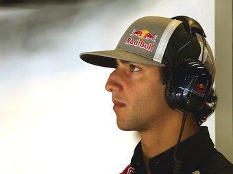 Резервист Red Bull показал лучшее время на тестах молодых пилотов