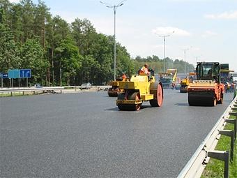 На строительство московских дорог потратят 56 миллиардов рублей