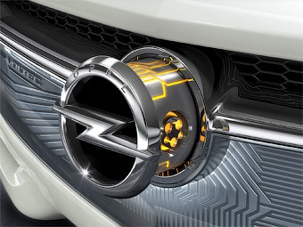 Opel привезет в Женеву экологически чистый концепт-кар