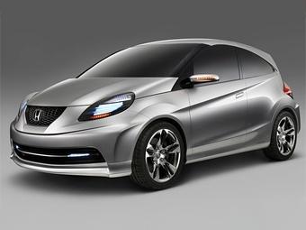 Бюджетная Honda для Азии готова к производству