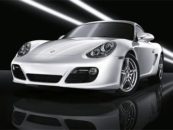 Компания Porsche решила сделать спорткар Cayman легче и мощнее
