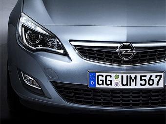 Обновленные Opel Corsa и Antara покажут в декабре