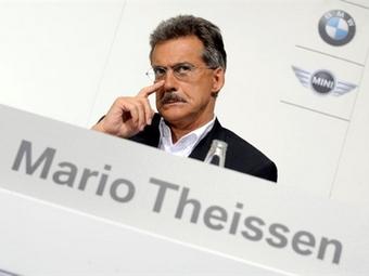 Руководство BMW исключило возможность возвращения в Формулу-1