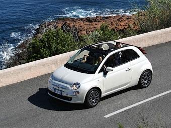 В ноябре автомобили Fiat вернутся в США спустя 28 лет