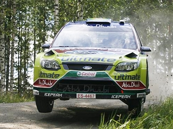 Яри-Матти Латвала стал самым молодым победителем Ралли Финляндии