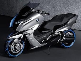 Компания BMW будет выпускать скутеры