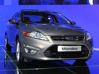 Во Всеволожске началось производство обновленного Ford Mondeo