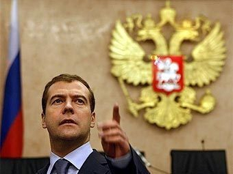 Дмитрий Медведев одобрил создание дорожного фонда