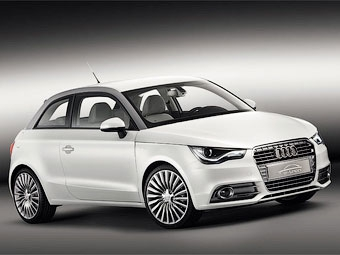 Audi испытает 20 электрокаров на базе хэтчбека A1