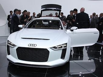 Audi доверит серийный выпуск спорткара quattro ателье Giugiaro