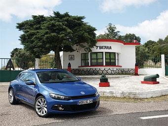 Volkswagen Scirocco и Passat CC стали экономичнее и чище