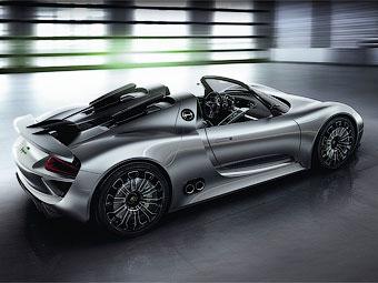 Компания Porsche одобрила запуск в серию гибридного суперкара