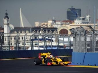 Власти Валенсии намерены отказаться от гонки Формулы-1