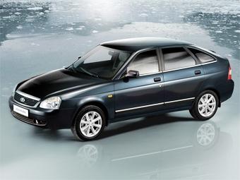 Автомобили Lada Priora стали комфортнее и надежнее