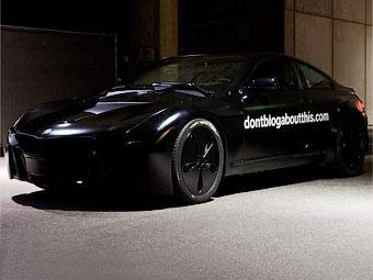 Марка BMW начала тесты гибридного спорткара