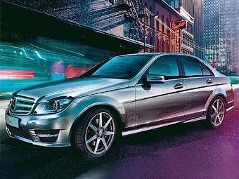 Немецкий журнал рассекретил обновленный Mercedes-Benz С-Class