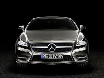 Самый мощный Mercedes-Benz CLS покажут в Лос-Анджелесе