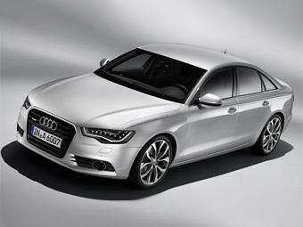 Фотографии Audi A6 нового поколения появились в сети раньше срока