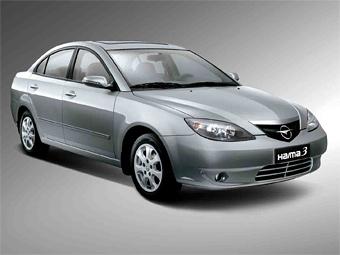 В России будут выпускать китайскую копию Mazda3