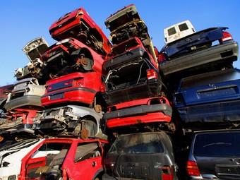 По утилизационной программе в России продано 295 тысяч машин