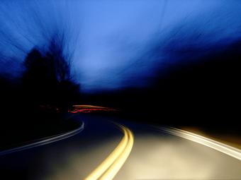 Каждый пятый американец боится водить машину по ночам