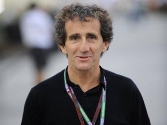 Алену Просту понравилось работать стюардом Формулы-1