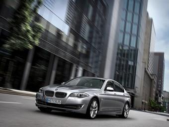 """""""Автотор"""" начнет сборку новых """"пятерок"""" BMW в мае"""