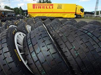 В 2011 году Pirelli уйдет из чемпионата мира по ралли