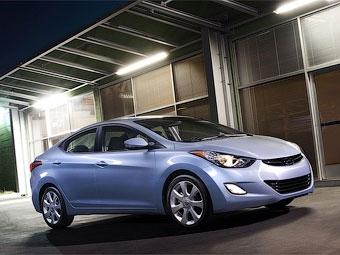Американцам показали новую Hyundai Elantra