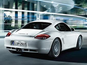"""Porsche готовит """"заряженную"""" версию спорткара Cayman"""