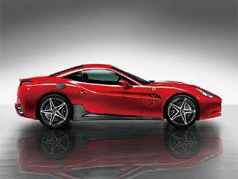 """Специально для японцев в Ferrari построили эксклюзивную """"Калифорнию"""""""