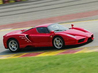 Преемник Ferrari Enzo получит гибридную силовую установку