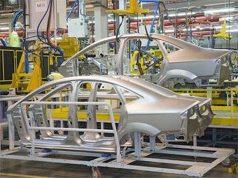 Россия удвоила производство легковушек