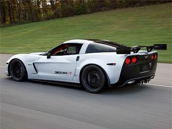 Лемановская команда помогла Chevrolet построить трековый Corvette