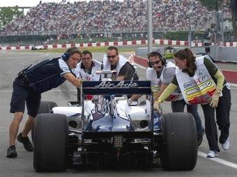 Команда Williams предоставит коробки передач новичкам
