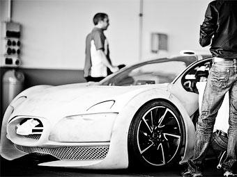 Citroen испытает в Ле-Мане гоночный электромобиль