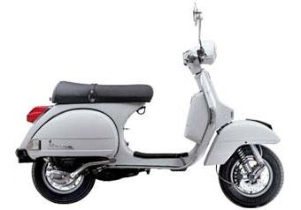 Европа празднует шестидесятилетие производства скутеров Vespa