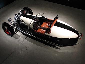 Morgan возобновит производство трехколесных автомобилей