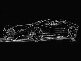 Компания Morgan рассекретила дизайн нового спорткупе