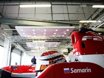 Иван Самарин рассчитывает попасть в Формулу-1 через три года