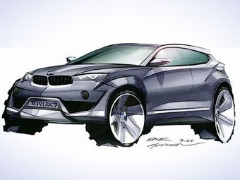 BMW готовит конкурента кроссоверу Porsche Cajun