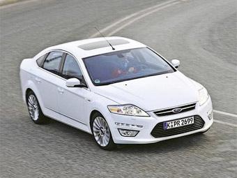 Появились фотографии обновленного Ford Mondeo