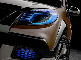 Бразильцы покажут свое видение хэтчбека Renault Sandero Stepway
