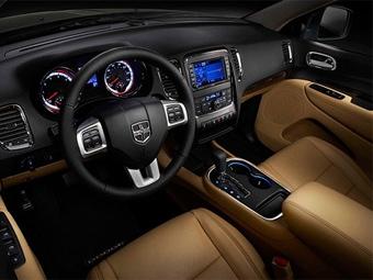 Dodge показал интерьер нового Durango