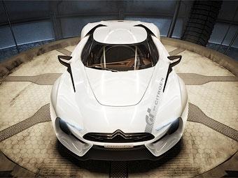 Citroen передумал запускать в серию автомобиль из компьютерной игры