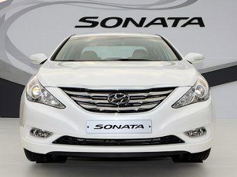 Компания Hyundai отзывает в США 140 тысяч седанов Sonata