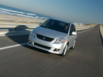 Suzuki отзывает 20 тысяч машин из-за неисправных навигаторов