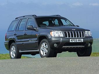 Трем миллионам Jeep Grand Cherokee грозит отзыв из-за угрозы возгорания