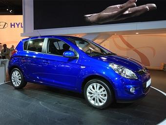 Hyundai i20 проехал 1300 километров без дозаправки